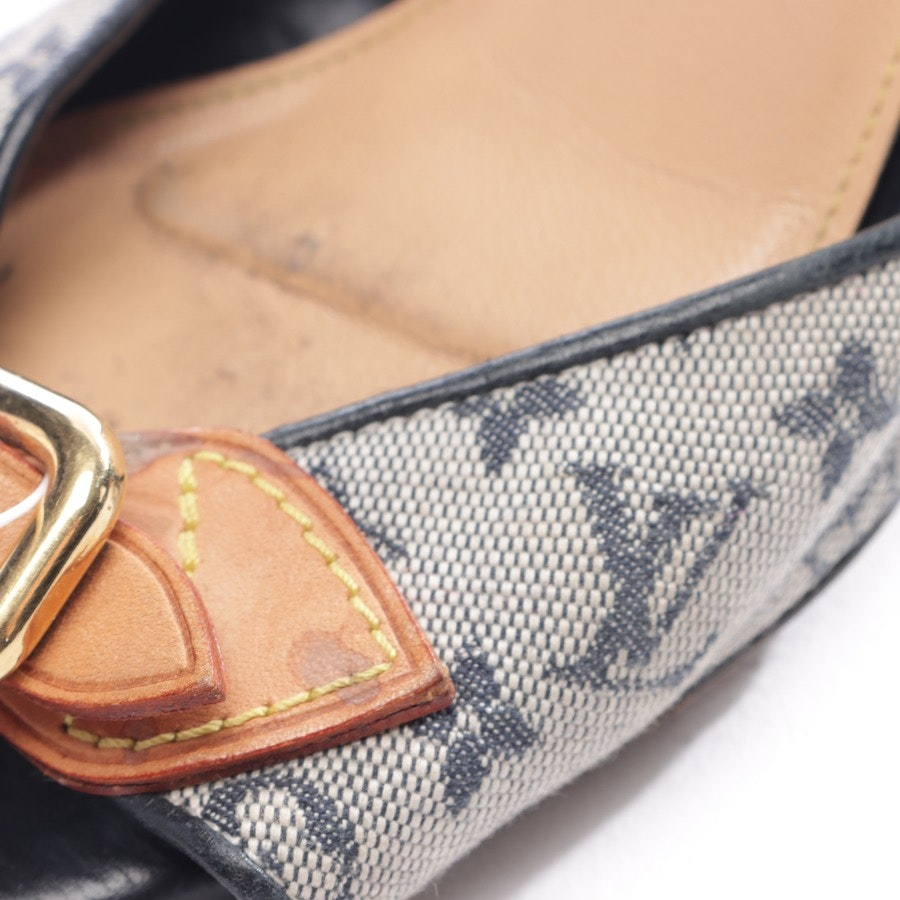Heeled Sandals from Louis Vuitton in Multicolored size EUR 36