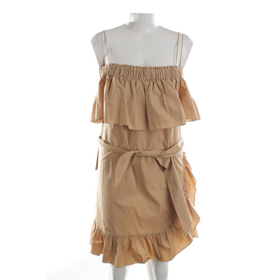 Kleid von Sandro in Beige Gr. 34 / 1