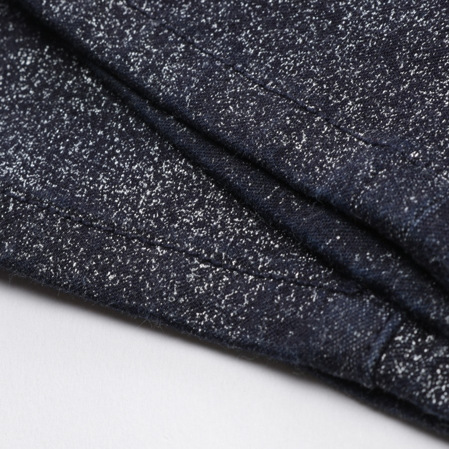 jeans from Current/Elliott in dark blue and silver size W29 - the stiletto silver foil