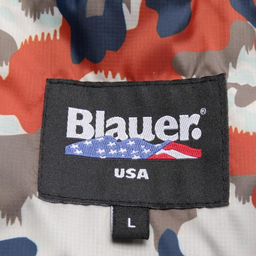 Übergangsjacke von Blauer USA in Multicolor Gr. L - NEU