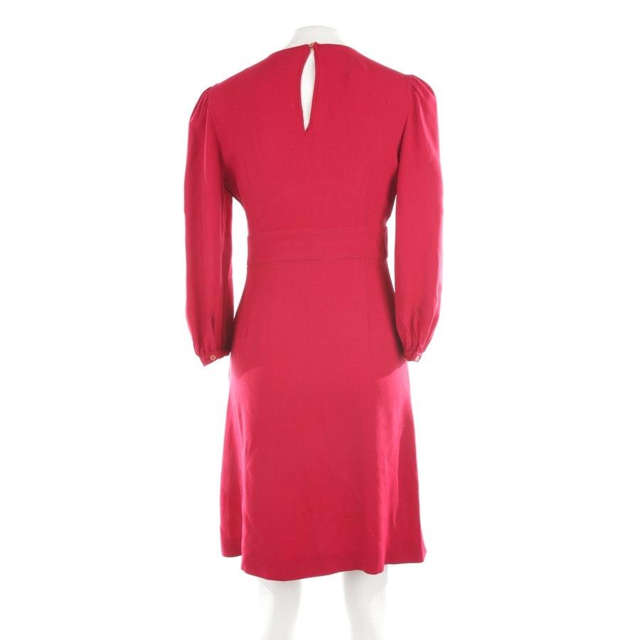 Kleid von Miu Miu in Dunkelrot Gr. 34 IT 40