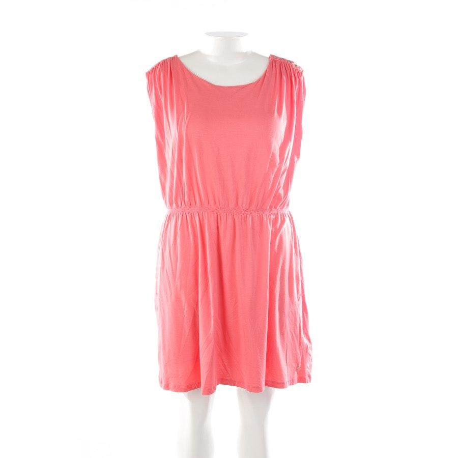 Kleid von Tommy Hilfiger in Lachsrosa Gr. 2XL