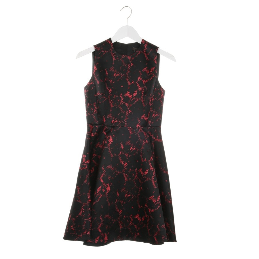 dress from Louis Vuitton in Black and Red size 32 FR 34