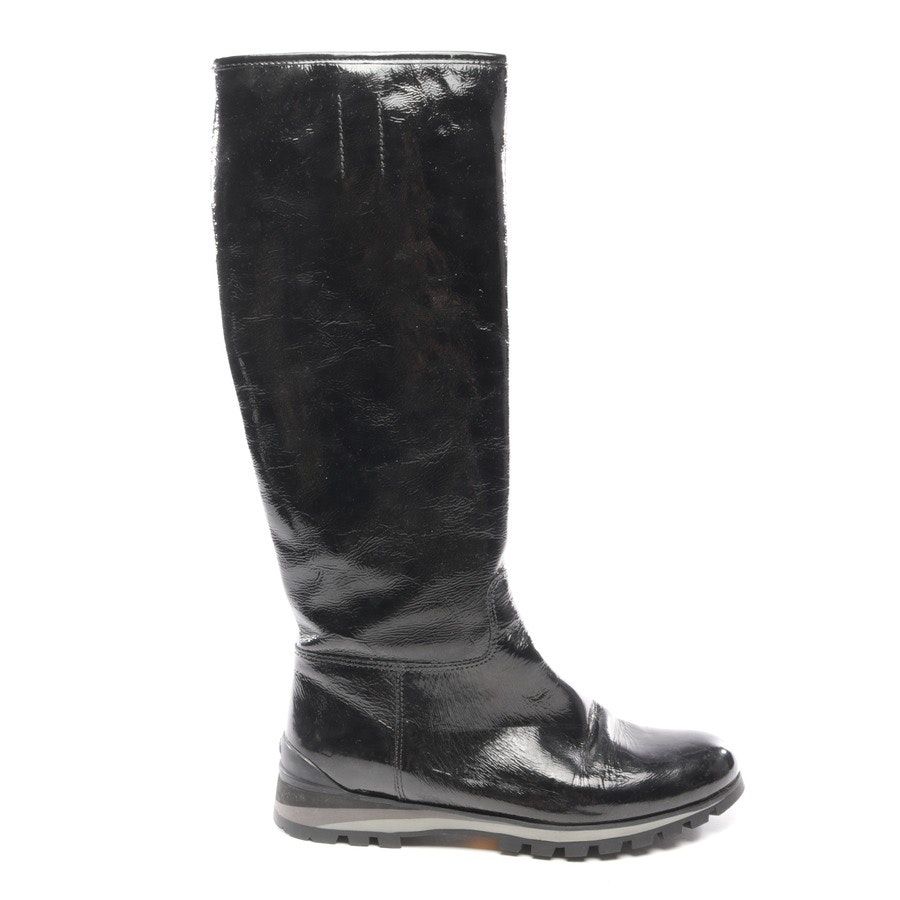 boots from Prada Linea Rossa in Black size EUR 37