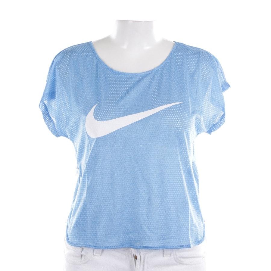 Shirt von Nike in Himmelblau Gr. M
