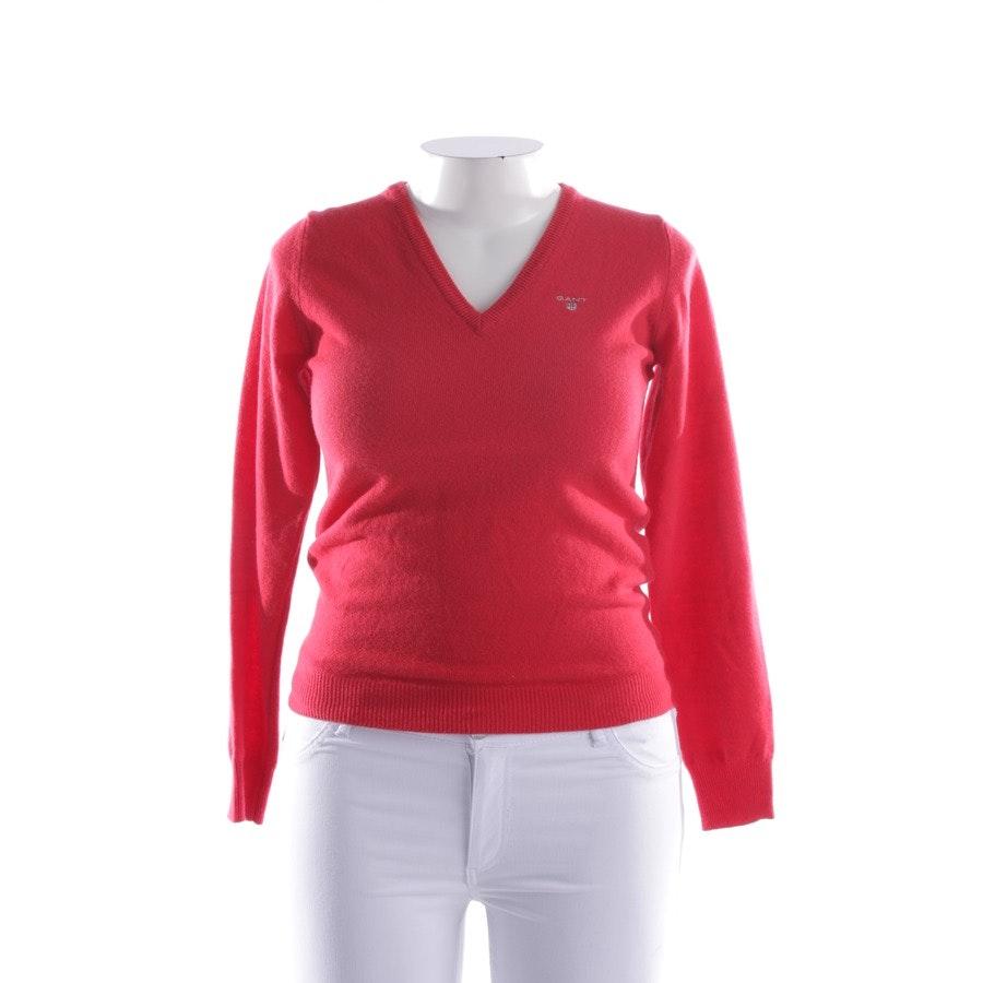 Wollpullover von Gant in Rot Gr. S