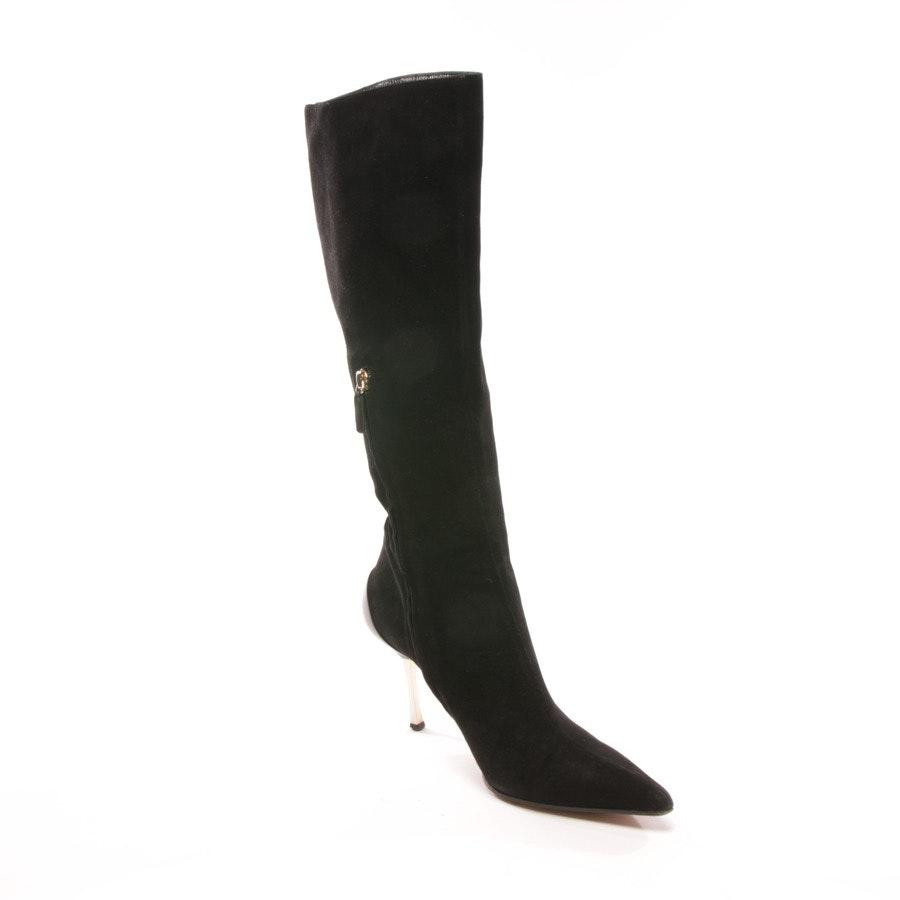 Stiefel von Gucci in Schwarz Gr. D 38,5