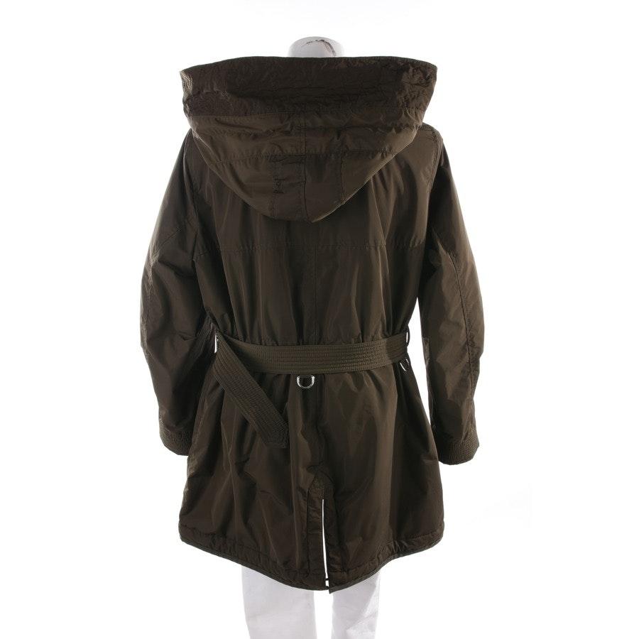 between-seasons jacket / coat from Burberry in Khaki size 38 UK 10