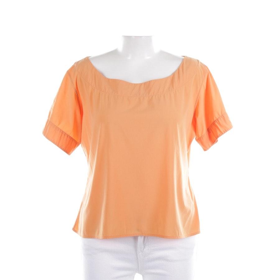 Bluse von Jil Sander in Orange Gr. 42