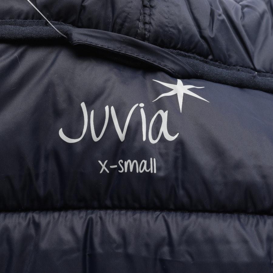 Übergangsjacke von Juvia in Dunkelblau Gr. XS