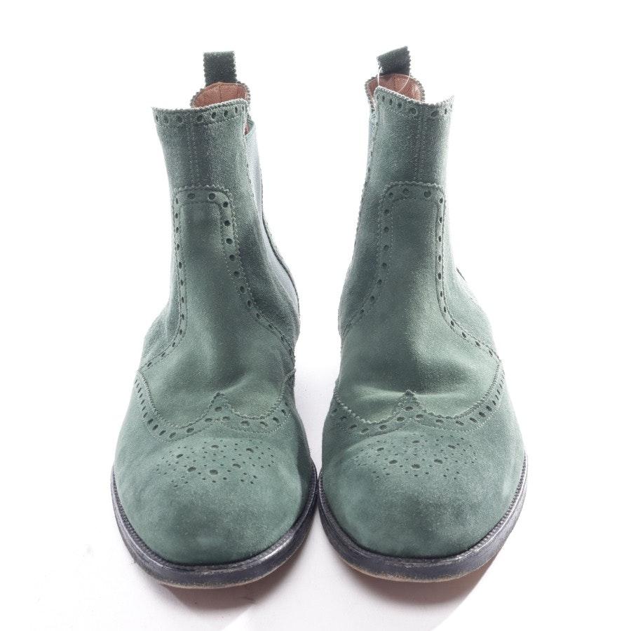 Stiefeletten von Hermès in Grün Gr. EUR 40
