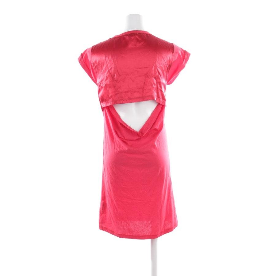 Jerseykleid von Pinko in Korallenrot Gr. S