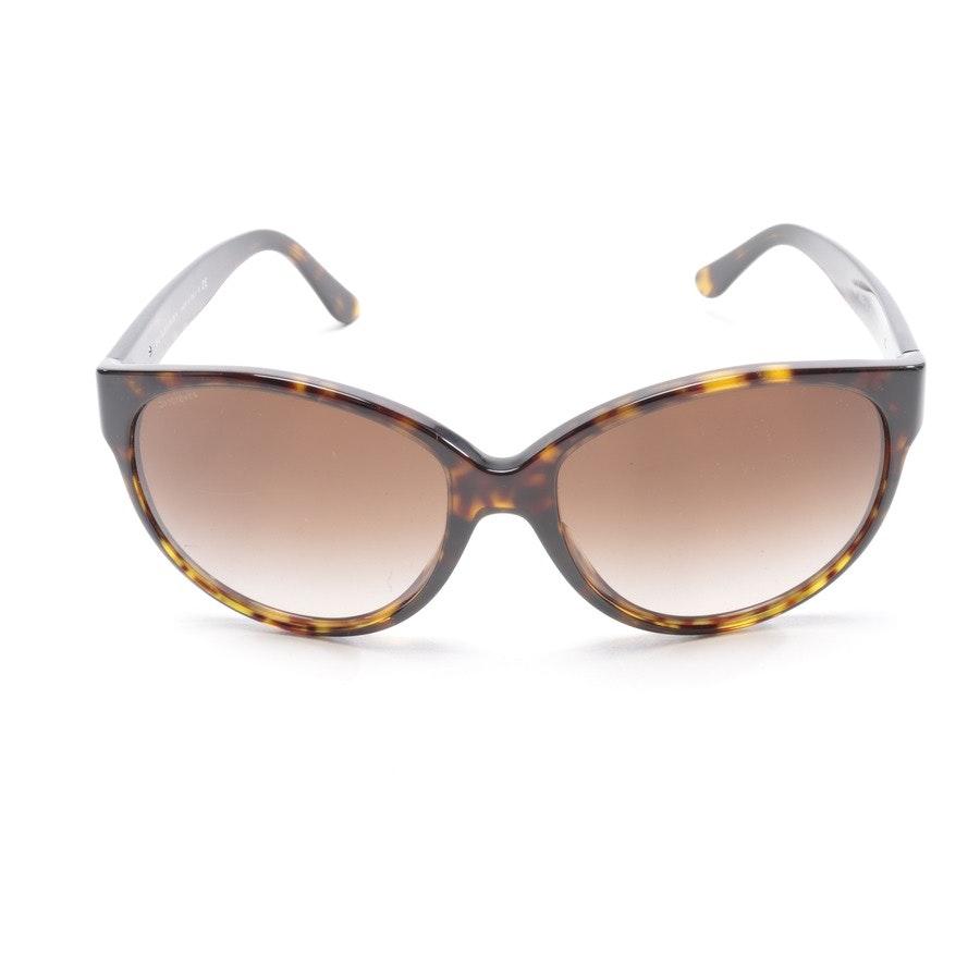 Sonnenbrille von Burberry in Braun und Beige B 4088