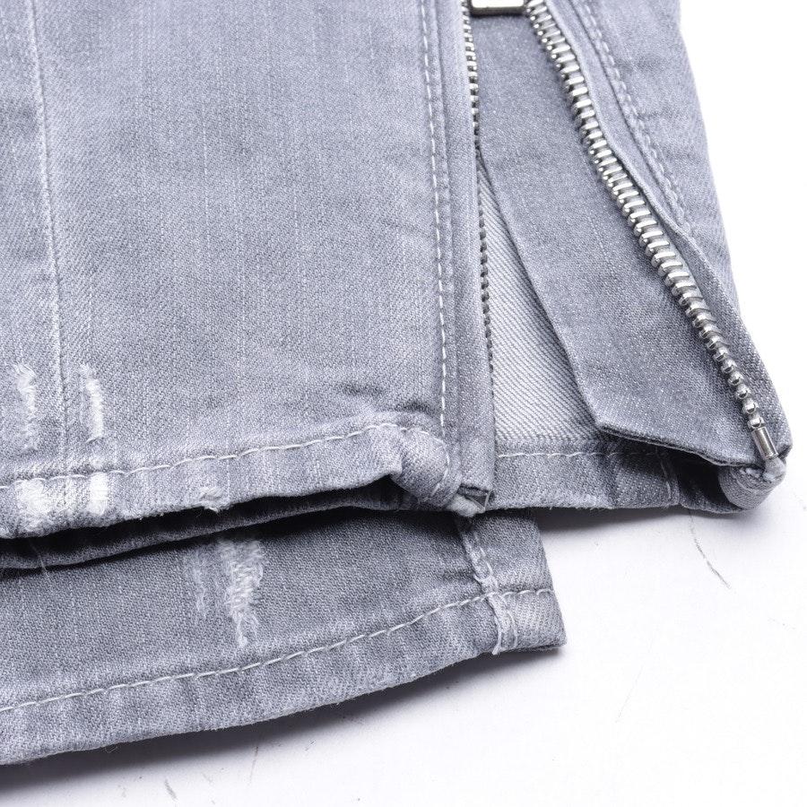 Jeans von Dsquared in Grau Gr. 40 IT 46