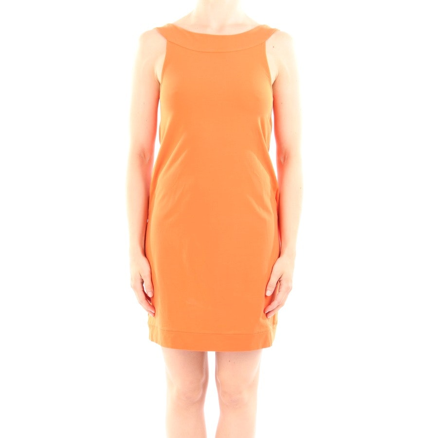 dress from Stefanel in bright orange size XS