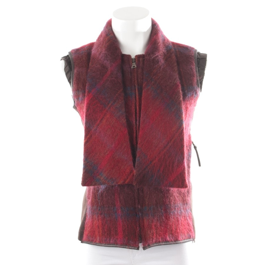 gilet from Prada Linea Rossa in multicolor size 34 IT 40