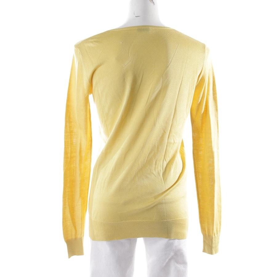 Pullover von Joseph in Senfgelb Gr. M