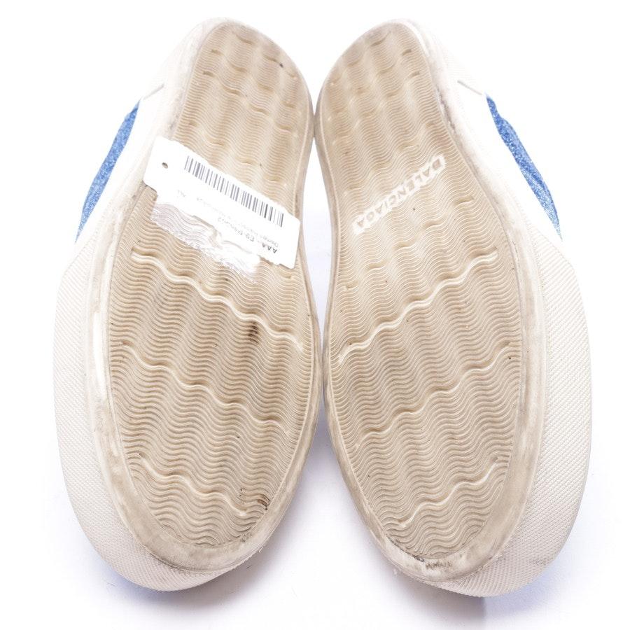Slip-Ons von Balenciaga in Blau Gr. EUR 41