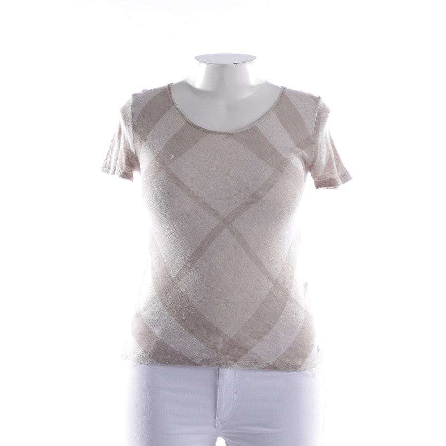 Shirt von Burberry in Beige Gr. 42