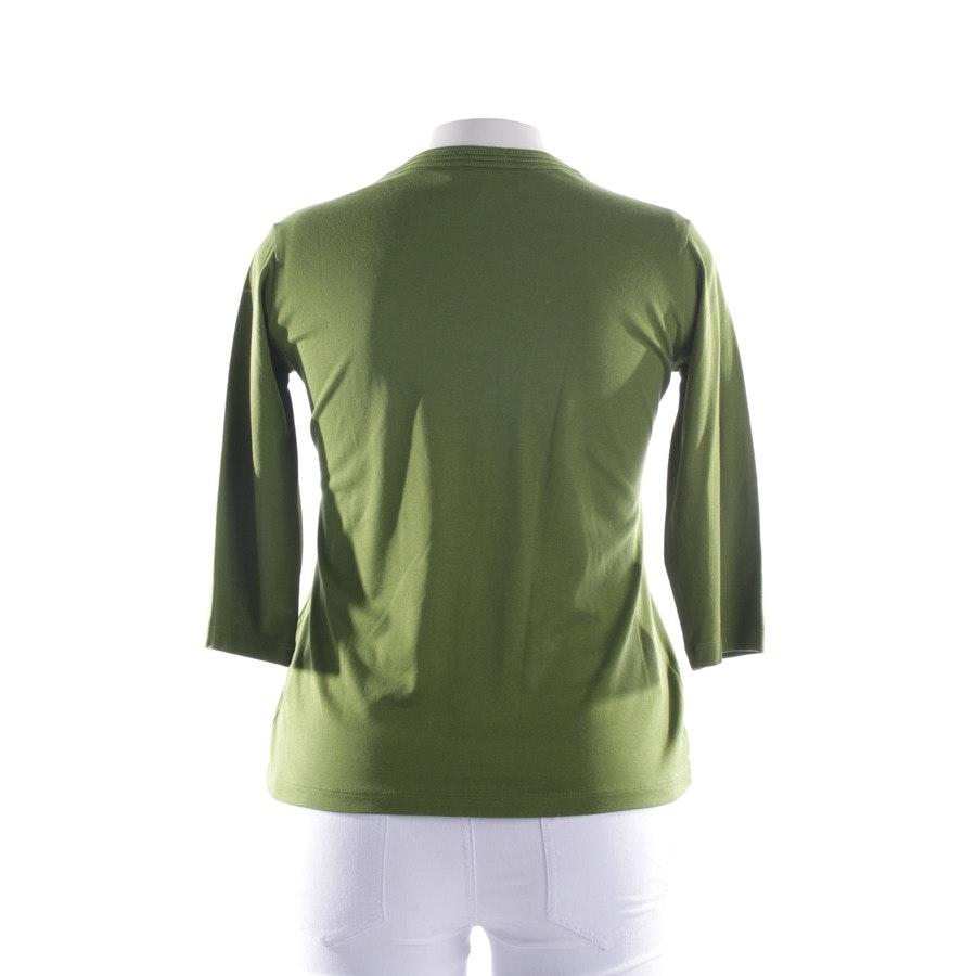 Shirt langarm von Burberry in Olivgrün und Grün Gr. 44