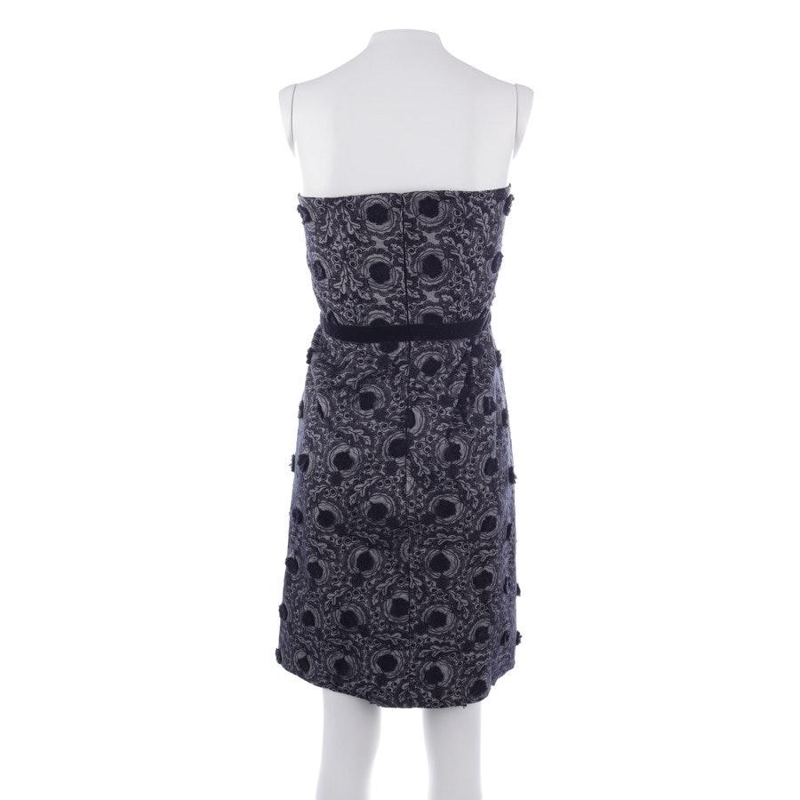 Kleid von Marc by Marc Jacobs in Marineblau und Grau Gr. 36 US 6