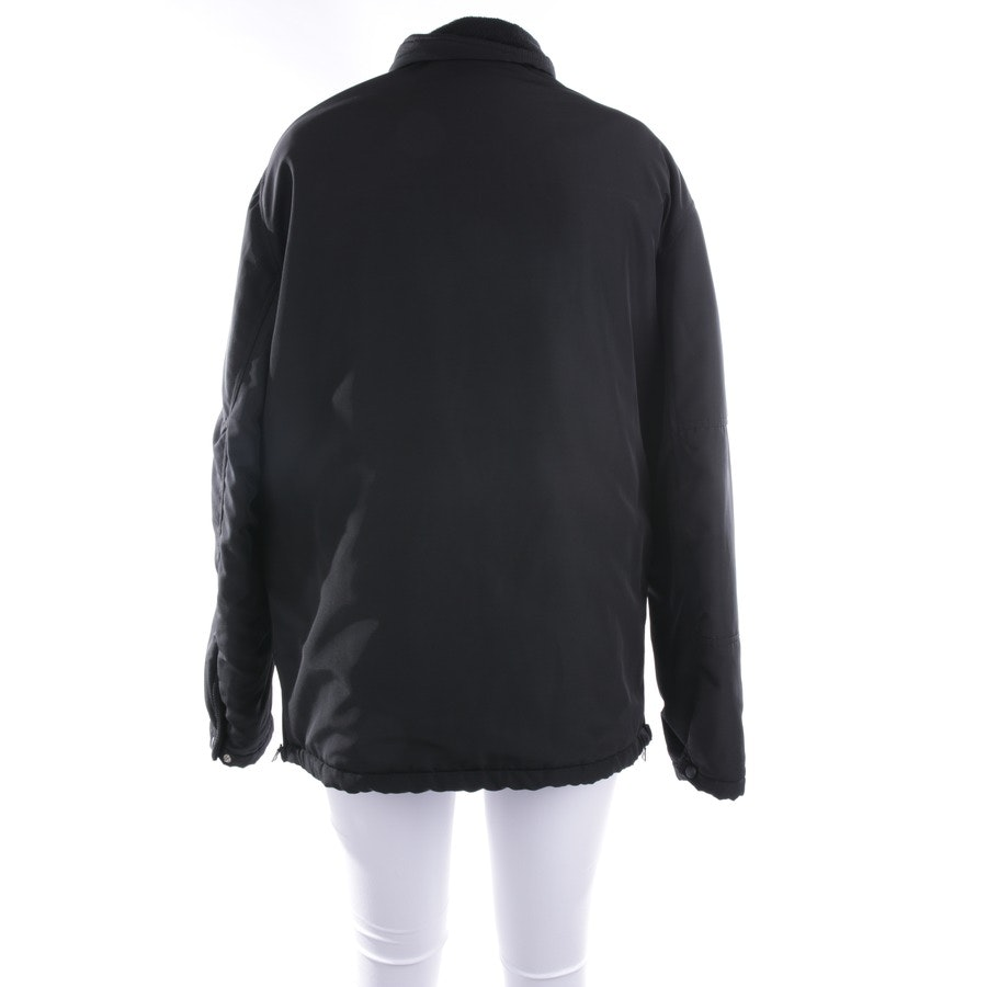 jacket / coat (winter) from Prada Linea Rossa in Black and Red size 46 IT 52
