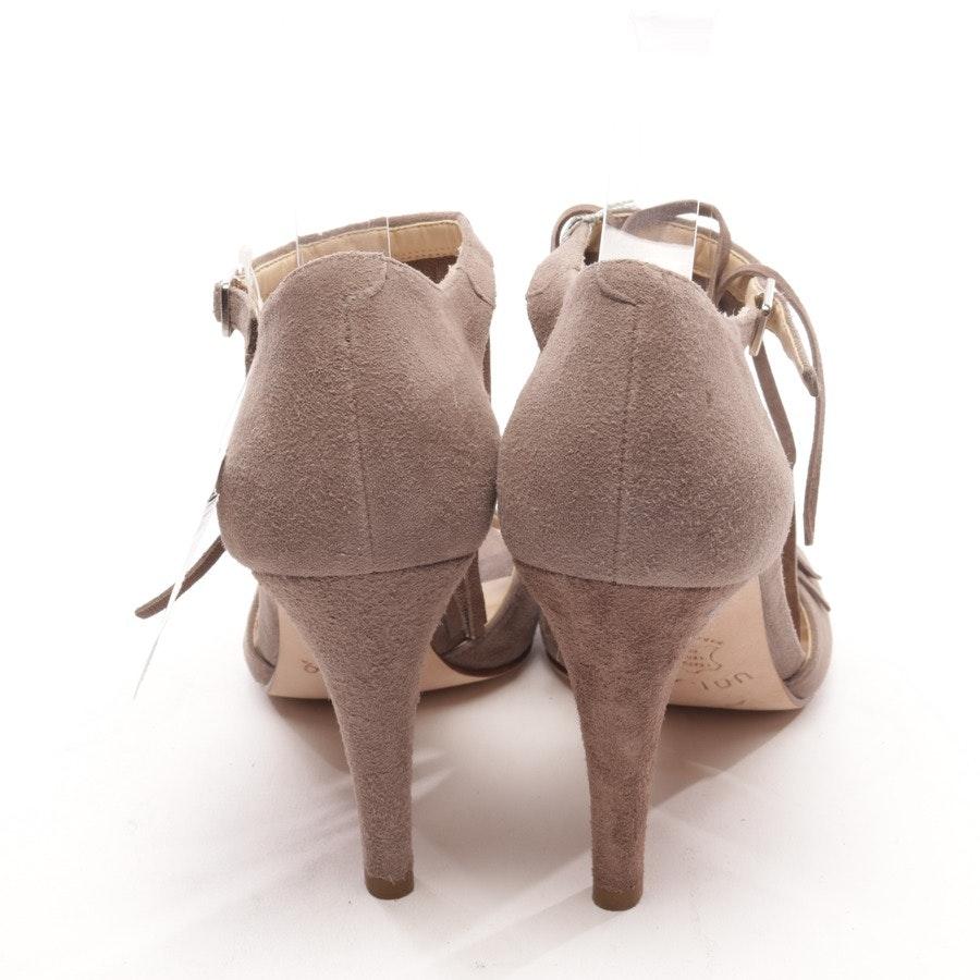 Sandaletten von Unisa in Taupe Gr. D 39 - Neu