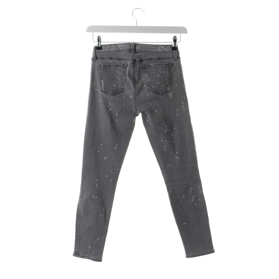 jeans from J Brand in grey and white size W26 - skinny crop