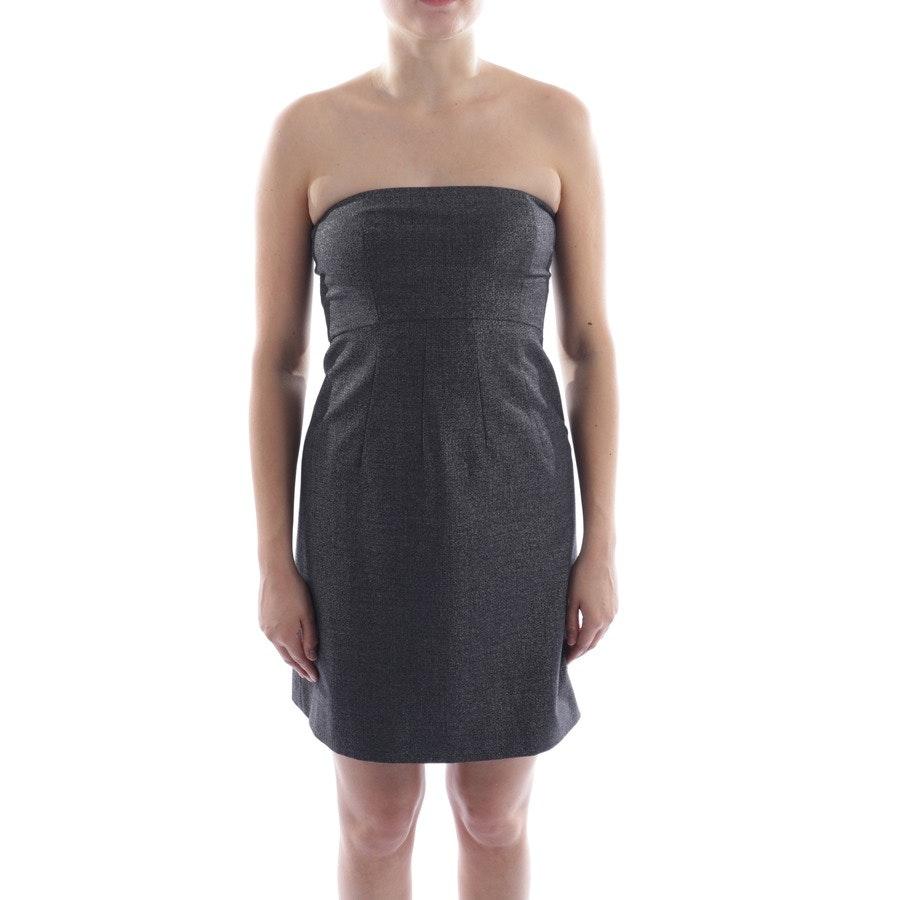 Kleid von Theory in Dunkelgrau und Silber Gr. 30 US0