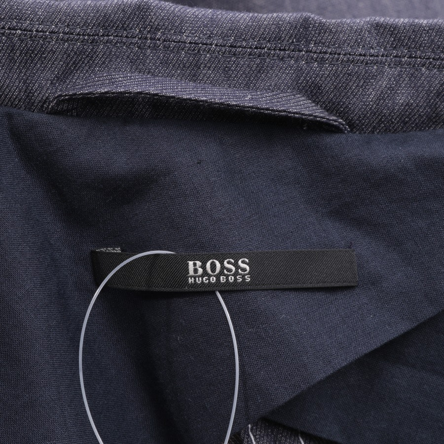 trouser suit from Hugo Boss Black Label in blue size 40 - catline