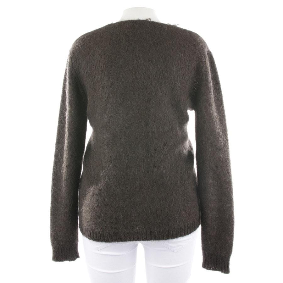 Pullover von Aglini in Grün Gr. M