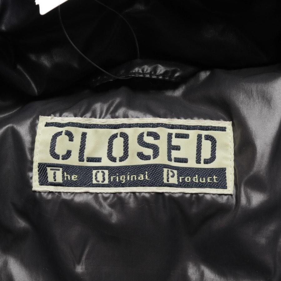 Übergangsjacke von Closed in Dunkelblau Gr. M