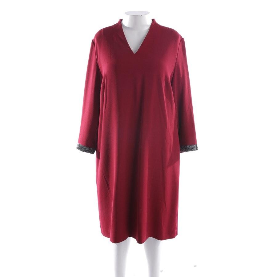 Kleid von Escada in Bordeaux Gr. 46
