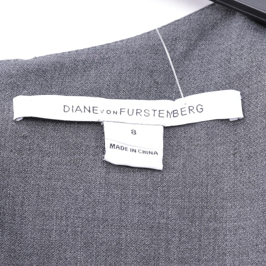 dress from Diane von Furstenberg in gray size 38 US 8