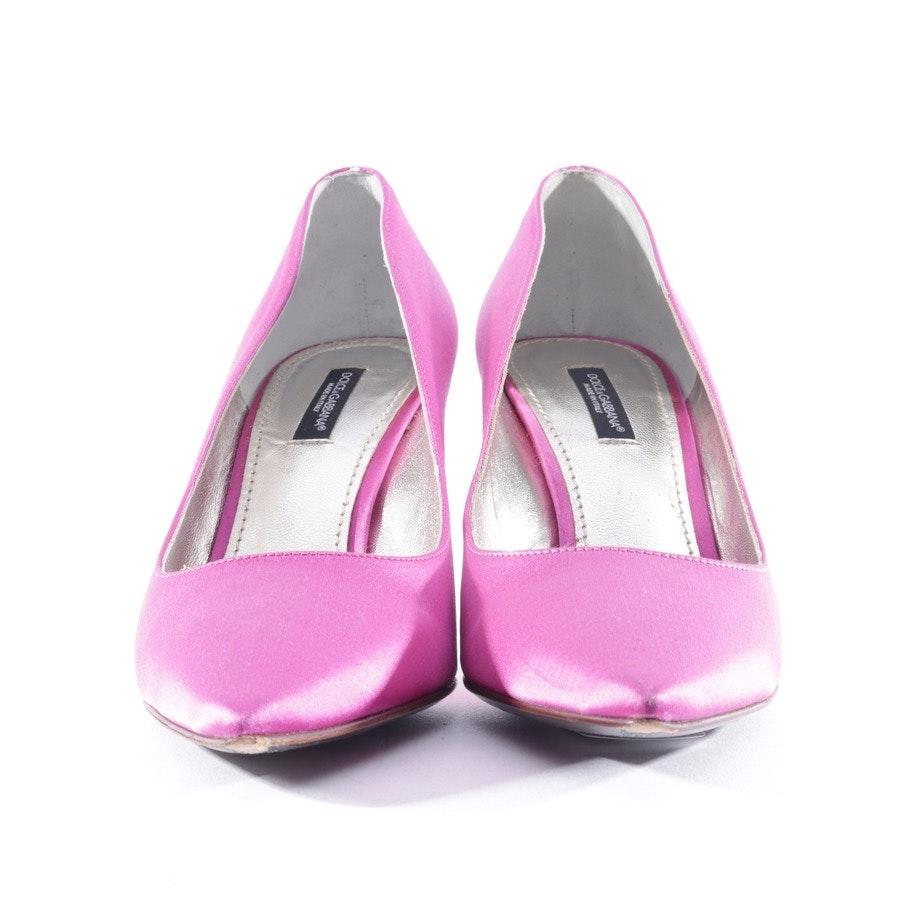 Pumps von Dolce & Gabbana in Pink Gr. 38 EUR