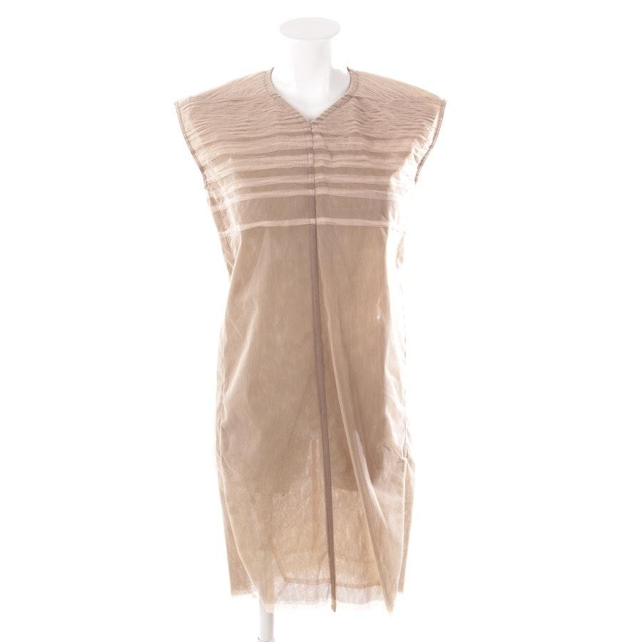 Kleid von Rick Owens in Nude Gr. M