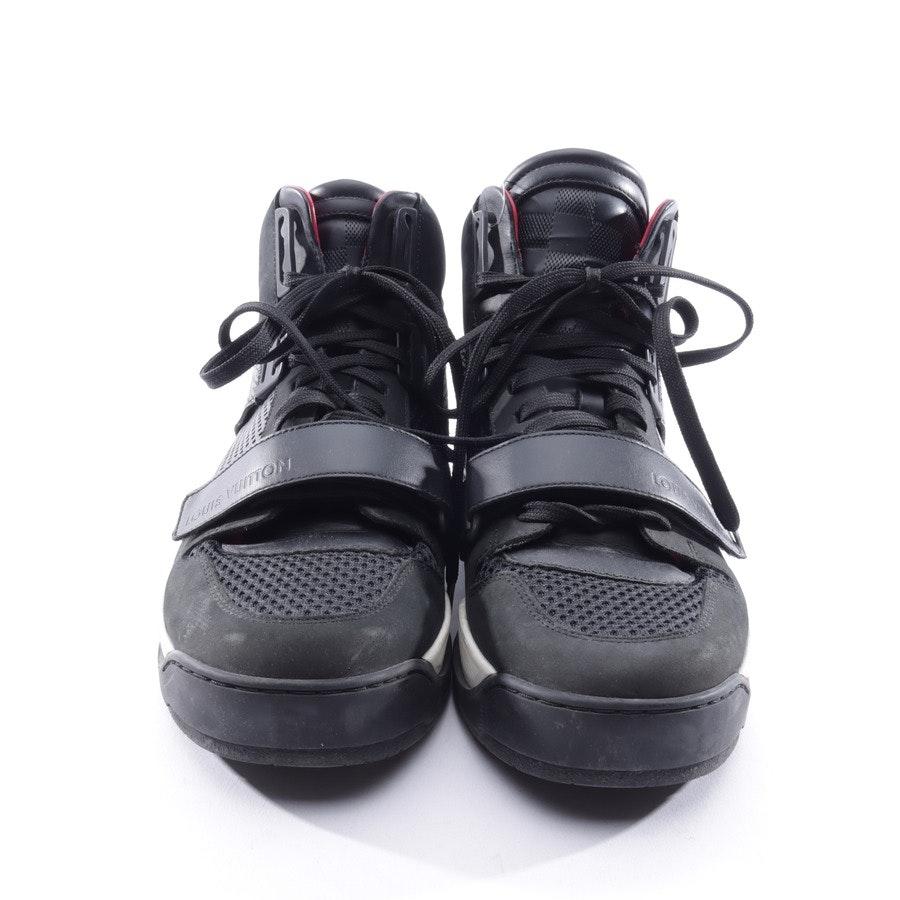 Sneaker von Louis Vuitton in Schwarz Gr. 40,5 EUR UK 7