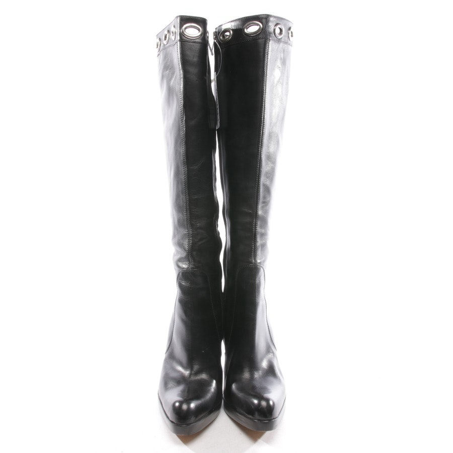 boots from Yves Saint Laurent in black size EUR 38,5