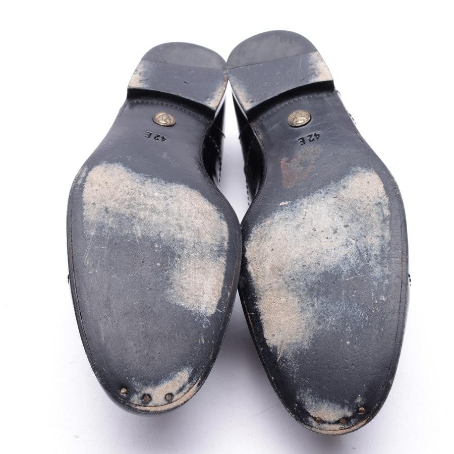 Schnürschuhe von Gucci in Schwarz Gr. 42 EUR