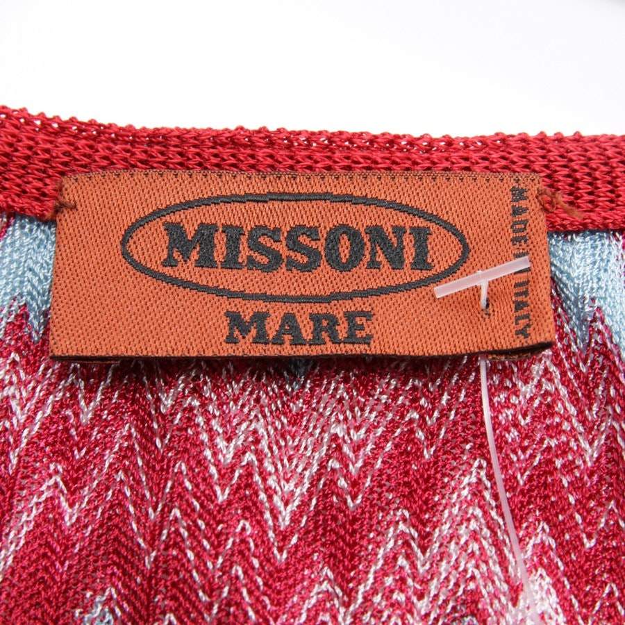 shirts / tops from Missoni Mare in red and blue size 34 IT 40