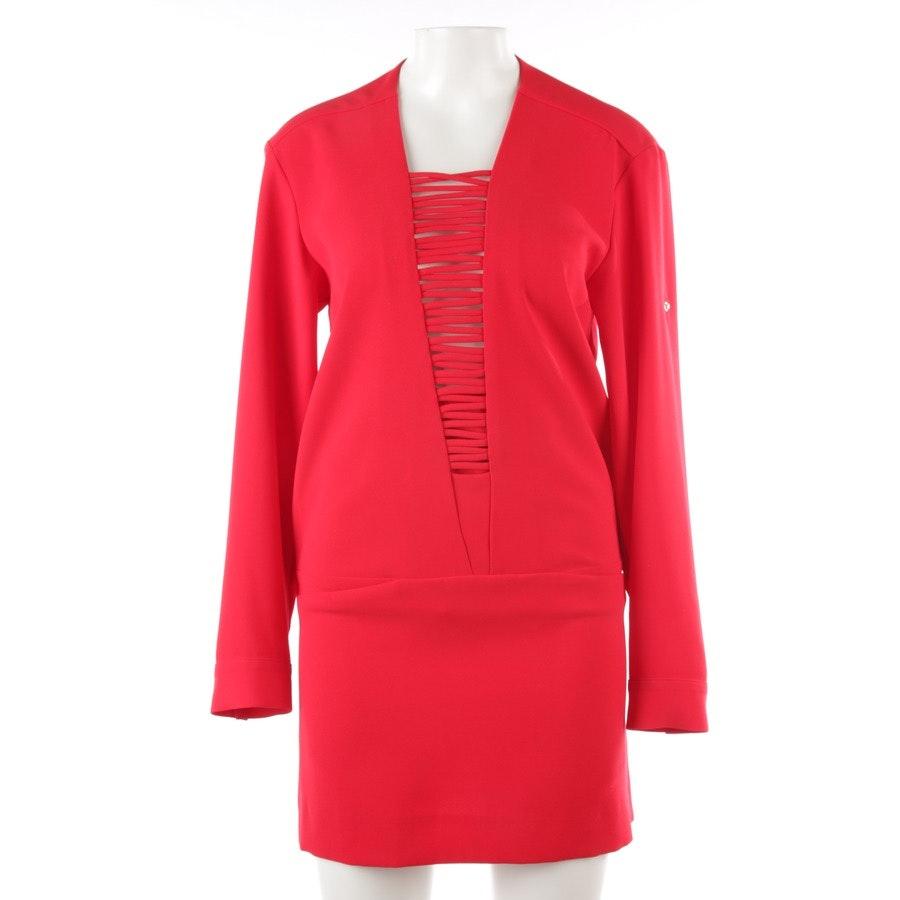 Kleid von Iro in Rot Gr. 32 FR 34