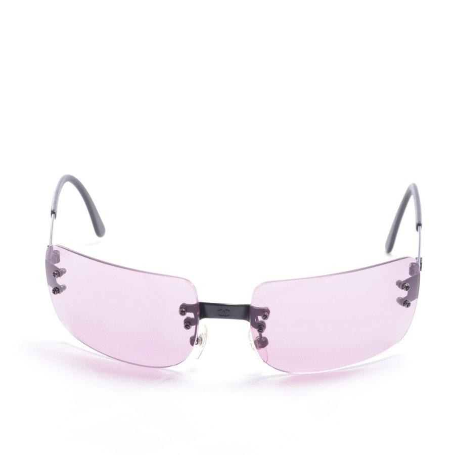 Sonnenbrille von Chanel in Schwarz 4005