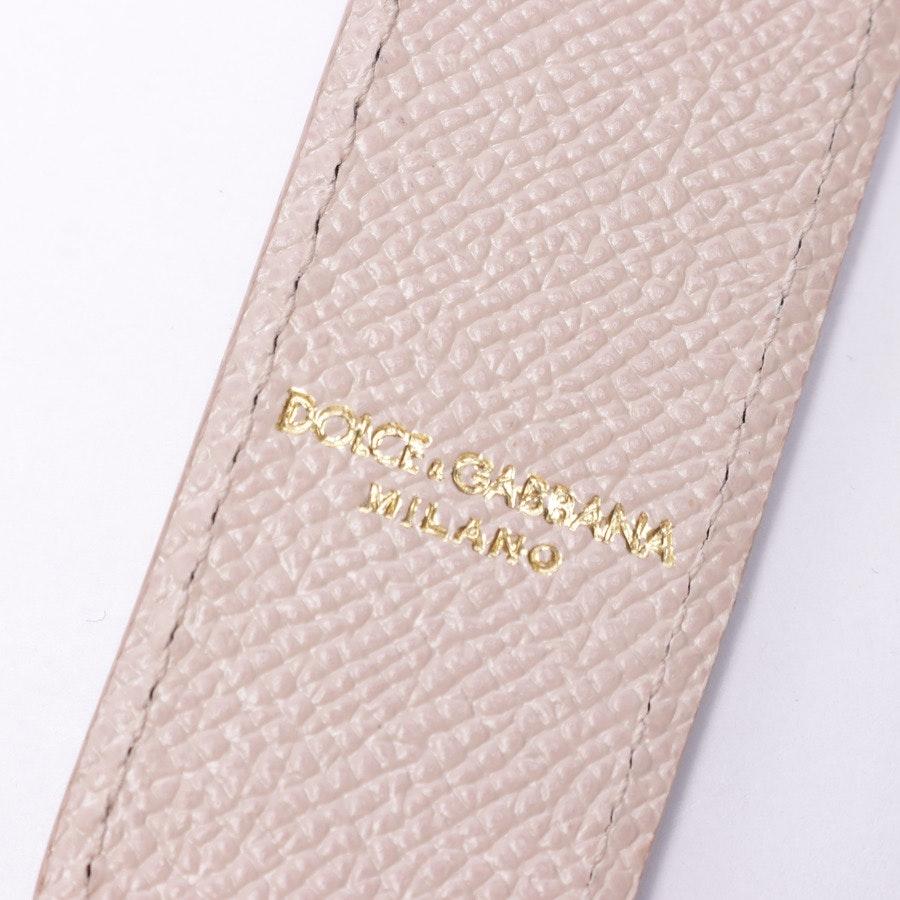 Schultergurt von Dolce & Gabbana in Beige und Mehrfarbig Neu