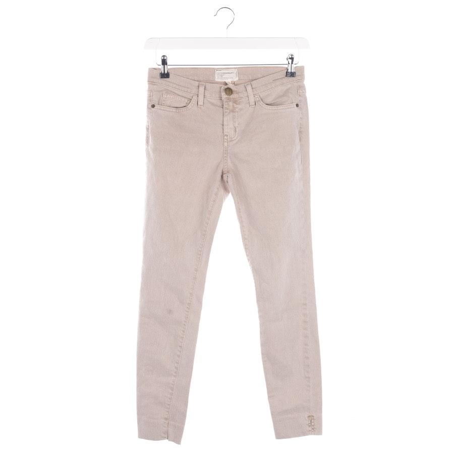 Jeans von Current/Elliott in Beige Gr. W27