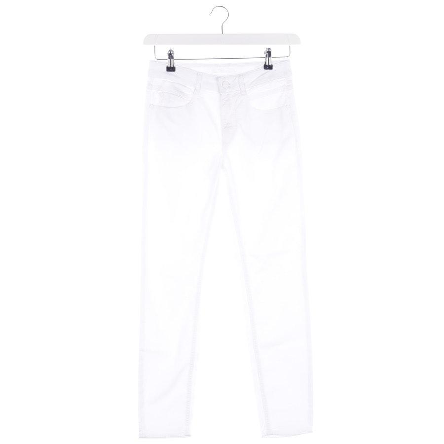 Jeans von Hugo Boss Black Label in Weiß Gr. W26