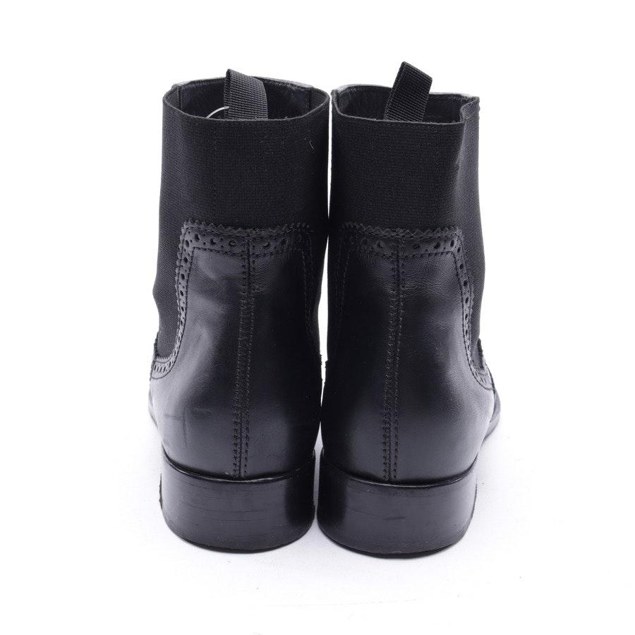 Chelsea boots von Balenciaga in Schwarz Gr. 42 EUR
