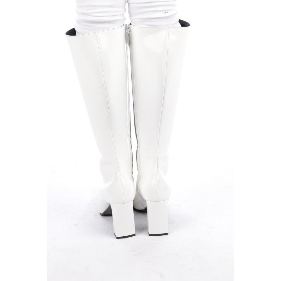 Stiefel von Balenciaga in Weiß Gr. EUR 39 - Neu