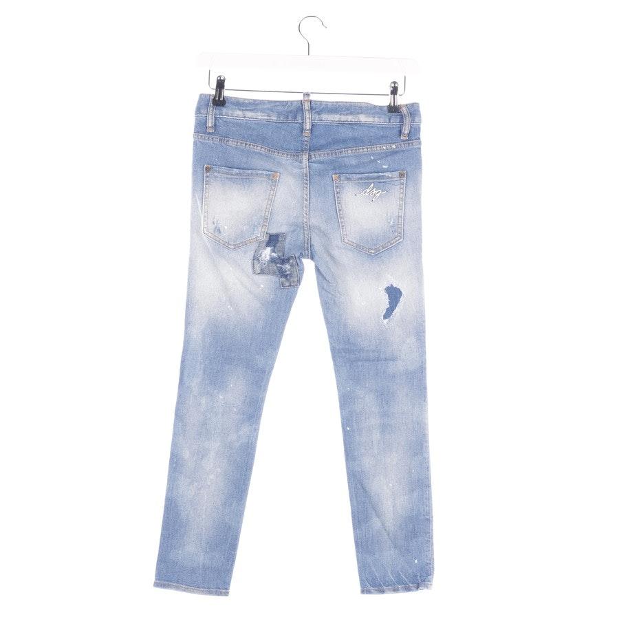 Jeans von Dsquared in Blau Gr. 32 IT 38