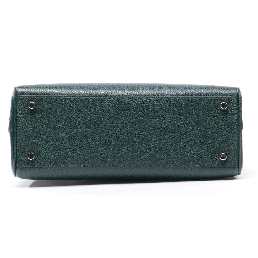 Handtasche von Gucci in Dunkelgrün