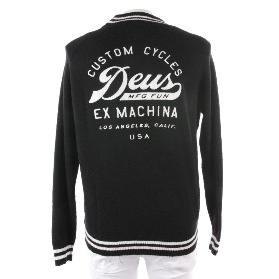 Blouson von Deus Ex Machina in Schwarz und Weiß Gr. M - Neu